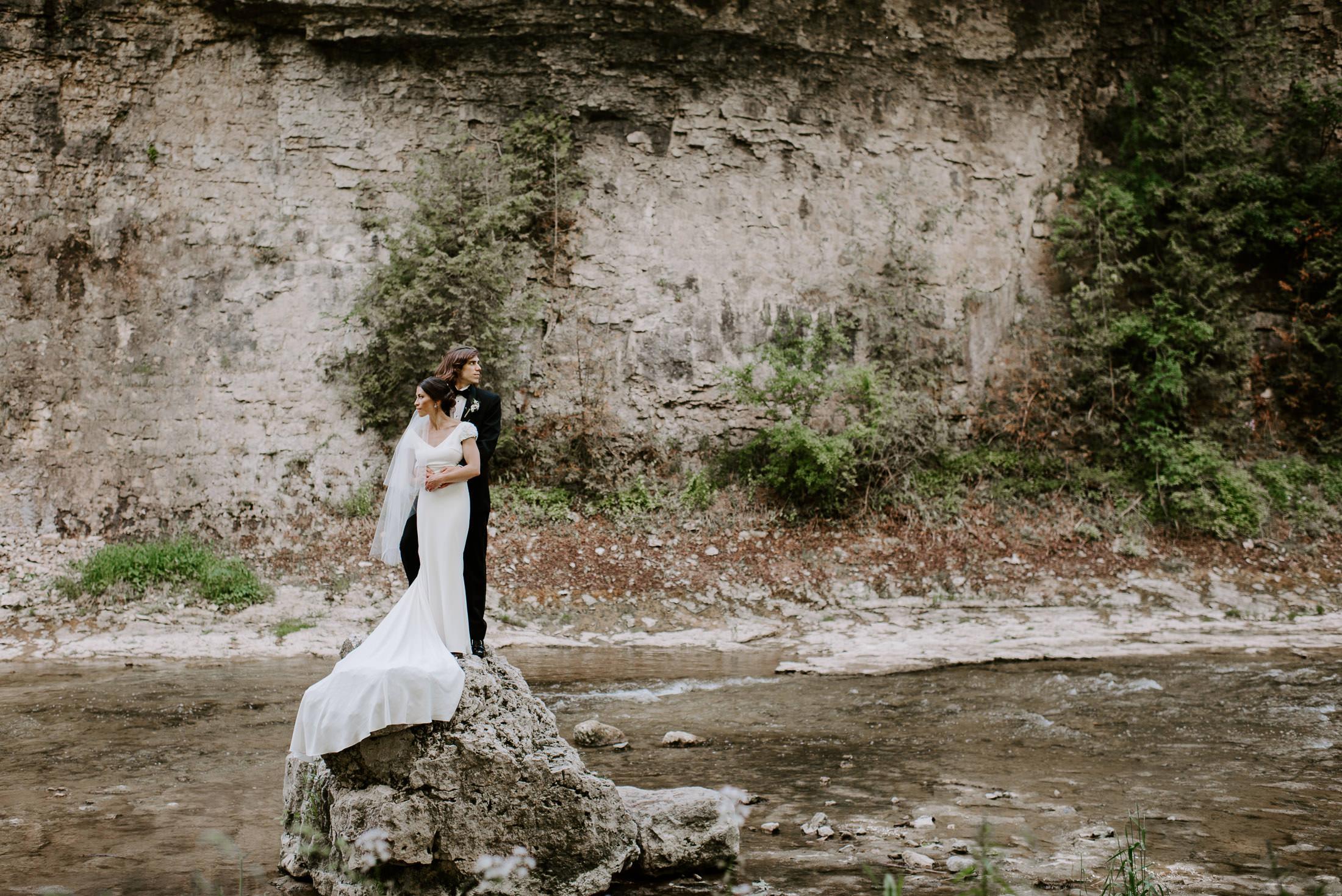 Elora Mill Elora Wedding Photographer