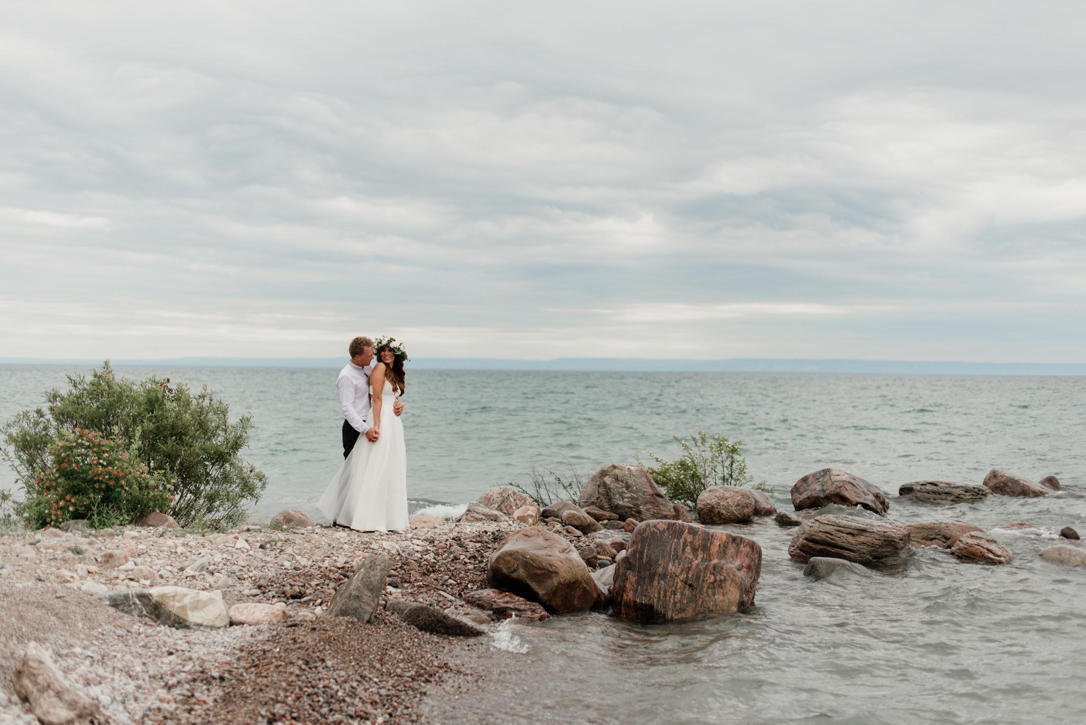 Georgian Bay Wedding